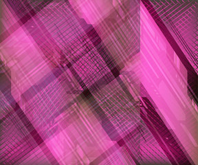 Abstract grid purple background
