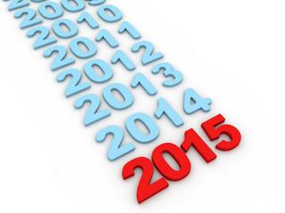 3d 2015 newyear