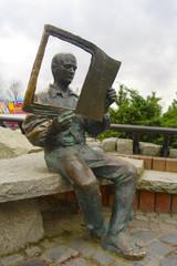Памятник местной газете, Закопане