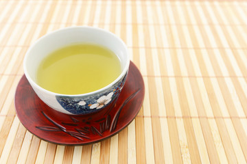 美味しそうなお茶