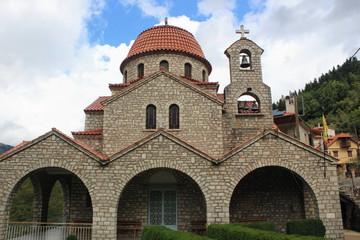 Byzantine Style Greek Church