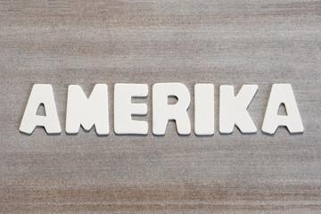 Amerika - Kontinent - USA - Nordamerika - Staaten