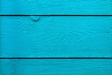 Wood texture background, turquoise