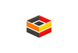 3D-box-square-business-logo