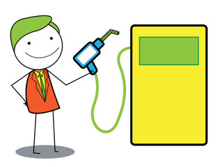 man gas oil