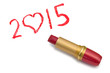 Lipstick and 2015