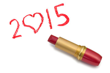 Lipstick and 2015