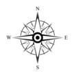Compas Simple Symbol