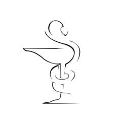 Medical Sign Simple Symbol