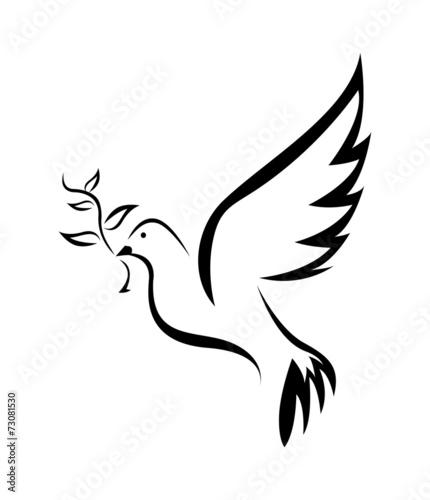 Dove Bird Peace - 73081530