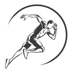 runner symbol