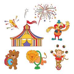 Doodle Circus Parade