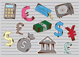 Funny Finance Design