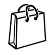 Shopping bag icon - 73084154