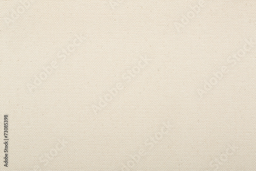 Canvas natural beige texture background - 73085398