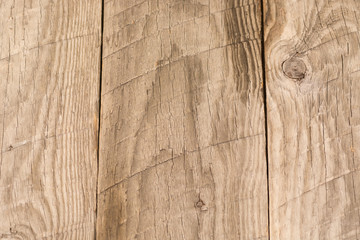Weathered wooden background