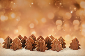 Weihnachtlichskarte