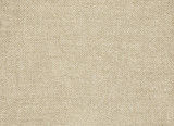 Clean brown burlap texture. Woven fabric poster