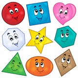 Various shapes theme image 1 - 73089150