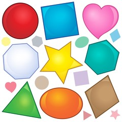 Various shapes theme image 2