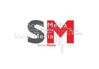 Social Media, Typography
