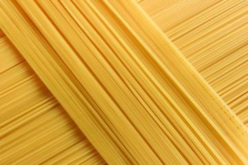 Italian spaghetti texture