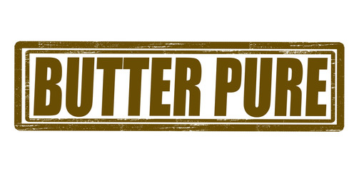 Butter pure
