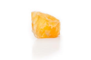 Bright rough orange calcile