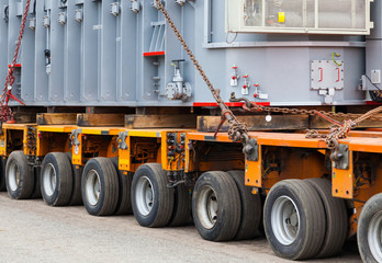 Transport of heavy loads