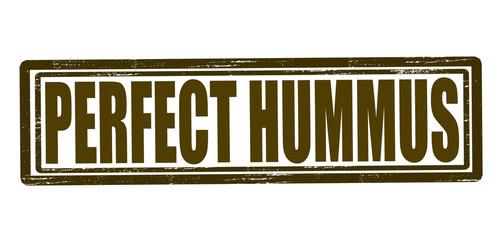 Perfect hummus