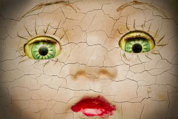 Mannequin dolls face