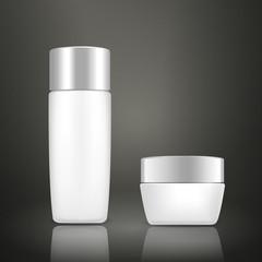 blank cosmetics package