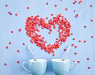 Kaffee für Zwei