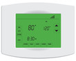 Programmable digital thermostat - 73100766
