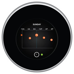 Nest Thermostat Programming
