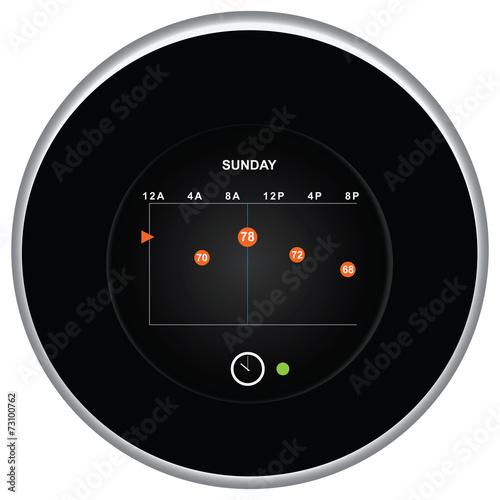 Nest Thermostat Programming - 73100762