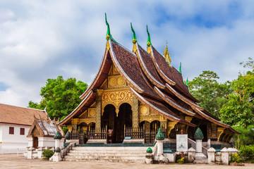 Wat Xieng thong temple,Luang Pra bang, Laos.