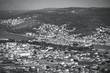 Croatia - Trogir - monochrome black white photo