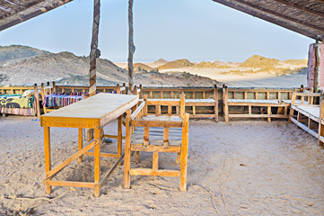 Relax in Sahara