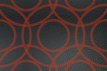 Cuir Noir : Prestige - Luxe   Travail du cuir