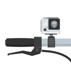 Bicycle Handlebar Camera DVR