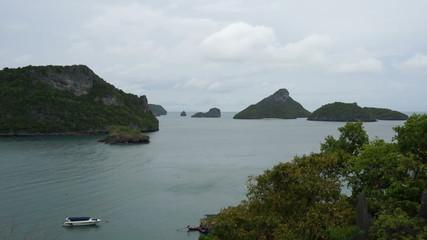 Ang-thong marine park, Thailand