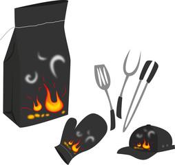 accessori BBQ