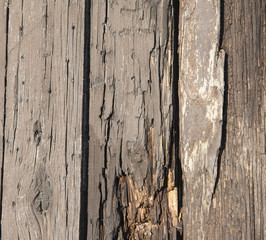 Old wooden plank background