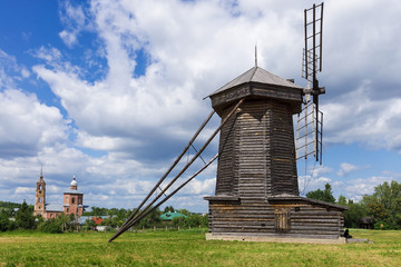 Suzdal (museum of wooden architecture), Golden Ring of Russia
