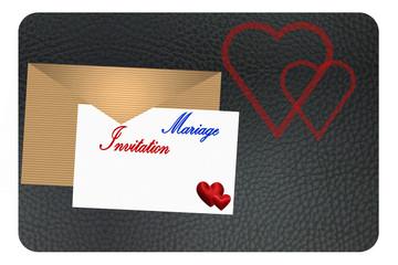 Mariage - Invitation