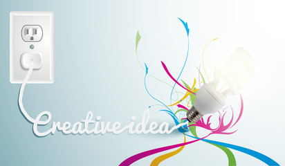 Creative concept modern design template
