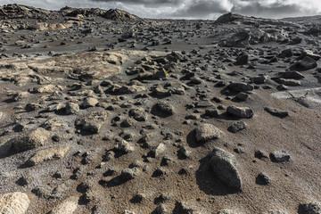 De roche et de sable