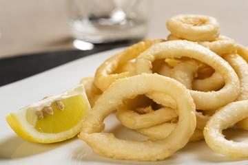 Fried calamari 2