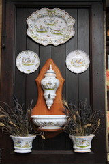 piatti decorazioni oggetti prodotti locali artigianato provenza